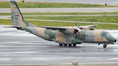 Photo ID 208676 by Alberto Gonzalez. Oman Air Force CASA C 295M, 901