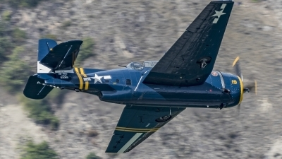 Photo ID 208690 by Martin Thoeni - Powerplanes. Private Association Charlie 039 s Heavy Grumman TBM 3E Avenger, HB RDG