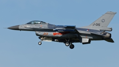 Photo ID 208695 by Rainer Mueller. Netherlands Air Force General Dynamics F 16AM Fighting Falcon, J 015