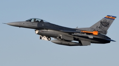 Photo ID 208760 by Hans-Werner Klein. USA Air Force General Dynamics F 16C Fighting Falcon, 88 0417