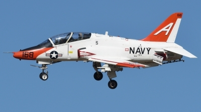 Photo ID 208759 by Hans-Werner Klein. USA Navy McDonnell Douglas T 45C Goshawk, 165610