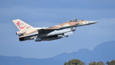 Photo ID 208787 by M.Schmal. Israel Air Force General Dynamics F 16C Fighting Falcon, 317