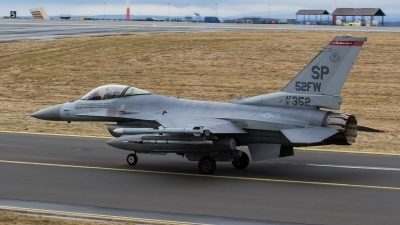 Photo ID 208746 by Adrian Stürmer. USA Air Force General Dynamics F 16C Fighting Falcon, 91 0352