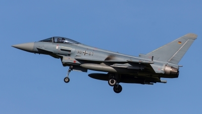 Photo ID 208740 by Adrian Stürmer. Germany Air Force Eurofighter EF 2000 Typhoon S, 30 87