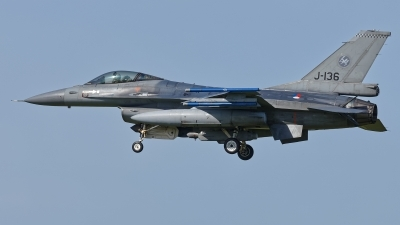 Photo ID 208849 by Rainer Mueller. Netherlands Air Force General Dynamics F 16AM Fighting Falcon, J 136
