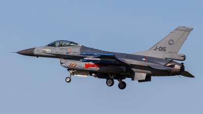 Photo ID 208875 by Adrian Stürmer. Netherlands Air Force General Dynamics F 16AM Fighting Falcon, J 015