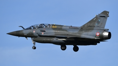 Photo ID 208885 by Lieuwe Hofstra. France Air Force Dassault Mirage 2000D, 645