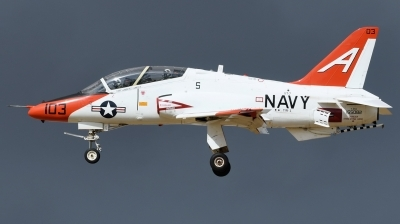 Photo ID 208924 by Hans-Werner Klein. USA Navy McDonnell Douglas T 45C Goshawk, 165082