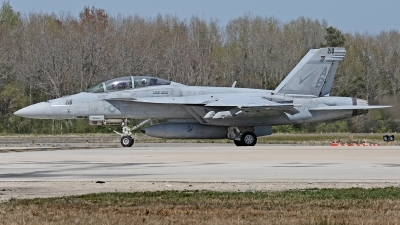 Photo ID 208916 by David F. Brown. USA Navy Boeing F A 18F Super Hornet, 166665