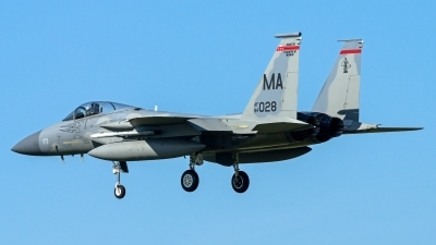 Photo ID 209050 by John. USA Air Force McDonnell Douglas F 15C Eagle, 84 0028