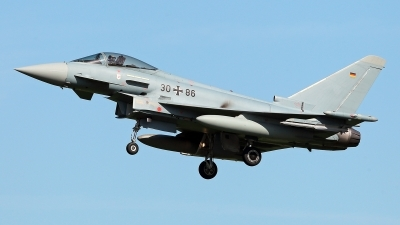 Photo ID 209047 by Carl Brent. Germany Air Force Eurofighter EF 2000 Typhoon S, 30 86