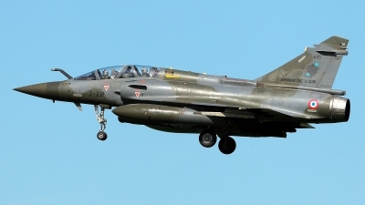Photo ID 209035 by Carl Brent. France Air Force Dassault Mirage 2000D, 645