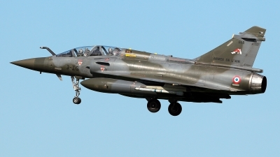 Photo ID 209034 by Carl Brent. France Air Force Dassault Mirage 2000D, 668
