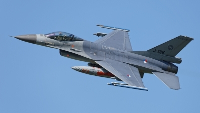 Photo ID 209071 by Rainer Mueller. Netherlands Air Force General Dynamics F 16AM Fighting Falcon, J 015