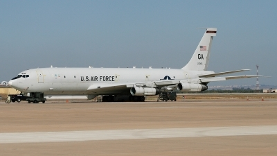 Photo ID 209080 by F. Javier Sánchez Gómez. USA Air Force Boeing E 8C Joint Stars, 99 0006