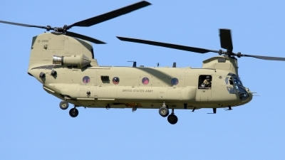Photo ID 209098 by Günther Feniuk. USA Army Boeing Vertol CH 47F Chinook, 15 08181