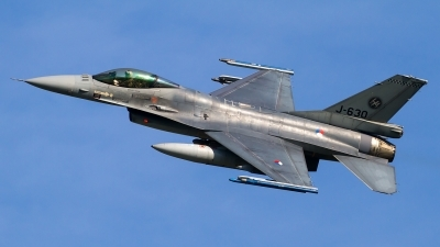 Photo ID 209119 by Alfred Koning. Netherlands Air Force General Dynamics F 16AM Fighting Falcon, J 630