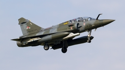 Photo ID 209146 by Alfred Koning. France Air Force Dassault Mirage 2000D, 668