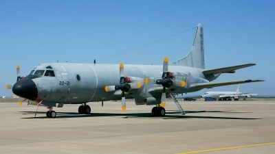 Photo ID 209139 by F. Javier Sánchez Gómez. Spain Air Force Lockheed P 3A Orion, P 3A 01