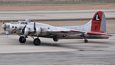 Photo ID 209193 by Gerald Howard. Private Erickson Aircraft Collection Boeing B 17G Flying Fortress 299P, N3701G