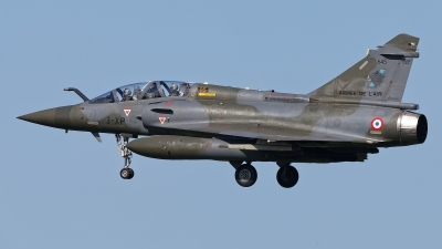 Photo ID 209217 by Rainer Mueller. France Air Force Dassault Mirage 2000D, 645