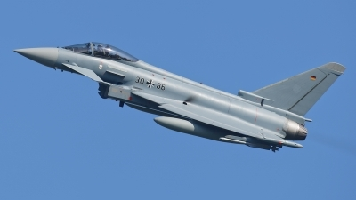 Photo ID 209214 by Rainer Mueller. Germany Air Force Eurofighter EF 2000 Typhoon S, 30 86