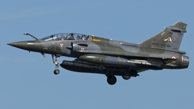 Photo ID 209352 by Rainer Mueller. France Air Force Dassault Mirage 2000D, 668