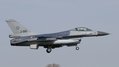 Photo ID 209405 by Milos Ruza. Netherlands Air Force General Dynamics F 16AM Fighting Falcon, J 015