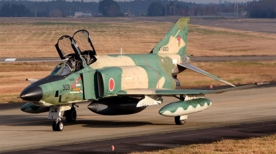 Photo ID 209415 by Mark Munzel. Japan Air Force McDonnell Douglas RF 4E Phantom II, 47 6903