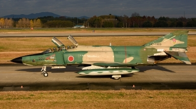 Photo ID 209416 by Mark Munzel. Japan Air Force McDonnell Douglas RF 4E Phantom II, 47 6903