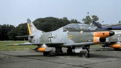 Photo ID 209450 by Joop de Groot. Germany Air Force Fiat G 91T3, 99 41