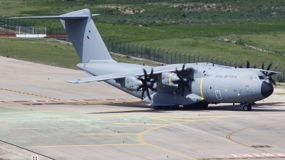 Photo ID 209482 by Ruben Galindo. UK Air Force Airbus Atlas C1 A400M, ZM413