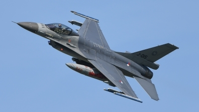 Photo ID 209551 by Luca Fahrni. Netherlands Air Force General Dynamics F 16AM Fighting Falcon, J 015