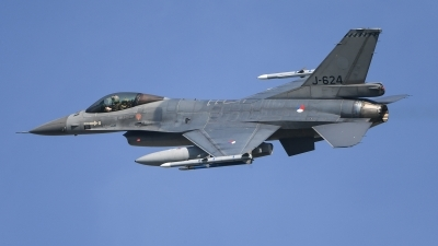 Photo ID 209515 by Luca Fahrni. Netherlands Air Force General Dynamics F 16AM Fighting Falcon, J 624