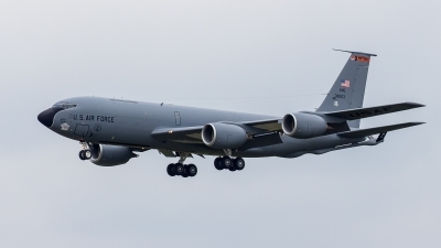 Photo ID 209569 by Adrian Stürmer. USA Air Force Boeing KC 135R Stratotanker 717 148, 63 8003