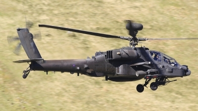 Photo ID 209626 by Barry Swann. UK Army Westland Apache AH1 WAH 64D, ZJ225