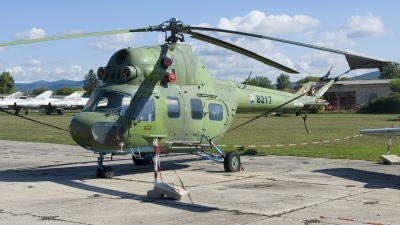 Photo ID 209656 by Joop de Groot. Slovakia Air Force Mil Mi 2, 8217