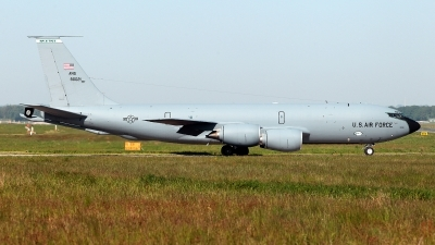 Photo ID 209678 by Carl Brent. USA Air Force Boeing KC 135R Stratotanker 717 148, 58 0021