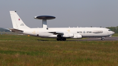 Photo ID 209700 by Carl Brent. Luxembourg NATO Boeing E 3A Sentry 707 300, LX N90448