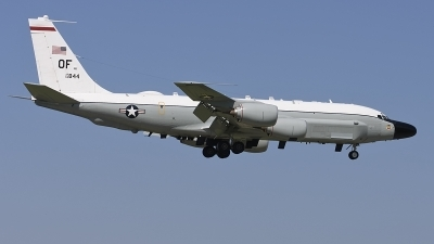 Photo ID 209688 by David Schmidt. USA Air Force Boeing RC 135V Rivet Joint 739 445B, 64 14844