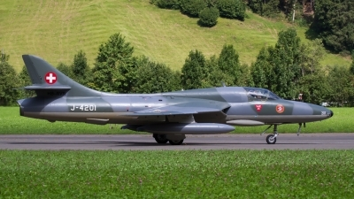 Photo ID 209711 by Agata Maria Weksej. Private Amici del Hunter Hawker Hunter T68, HB RVR