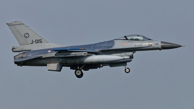Photo ID 210252 by Rainer Mueller. Netherlands Air Force General Dynamics F 16AM Fighting Falcon, J 015