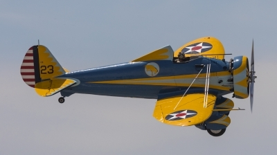 Photo ID 209810 by Nathan Havercroft. Private Planes of Fame Air Museum Boeing P 26A Peashooter, NX3378G