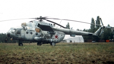 Photo ID 209813 by Stephan Sarich. Russia Air Force Mil Mi 8MT, 12