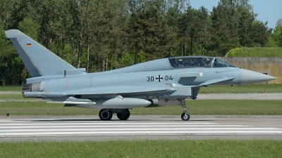 Photo ID 209883 by Klemens Hoevel. Germany Air Force Eurofighter EF 2000 Typhoon T, 30 04