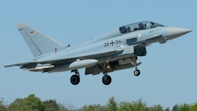 Photo ID 209884 by Klemens Hoevel. Germany Air Force Eurofighter EF 2000 Typhoon T, 30 04