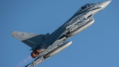 Photo ID 209874 by Sven Neumann. Germany Air Force Eurofighter EF 2000 Typhoon S, 30 87