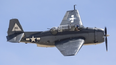 Photo ID 209909 by Nathan Havercroft. Private Planes of Fame Air Museum Grumman TBM 3E Avenger, N7835C
