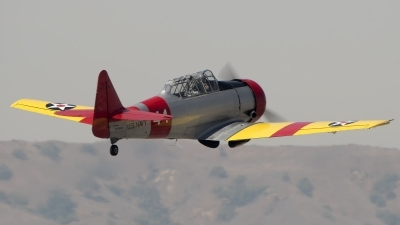 Photo ID 209940 by W.A.Kazior. Private Private North American SNJ 4 Texan, N75964