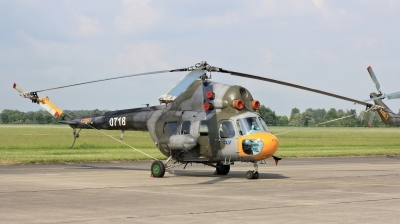 Photo ID 209993 by Milos Ruza. Czech Republic Air Force Mil Mi 2, 0718